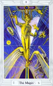 The Book Of Thoth: The Magus