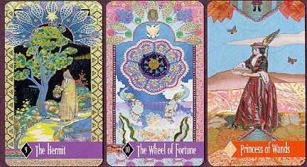 The Zerner-Farber Tarot
